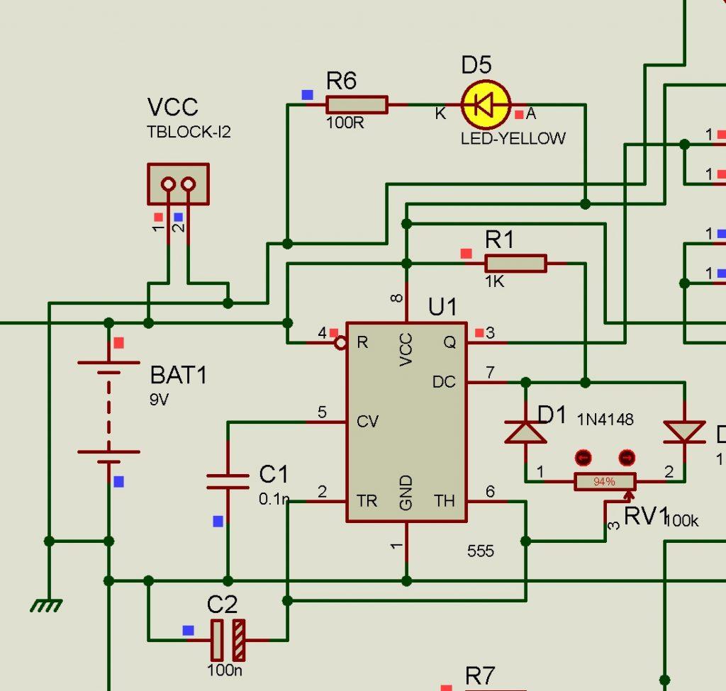 circuito oscilador