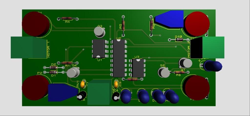 En este apartado encontramos un resumen de mis proyectos en Arduino y Electrónica