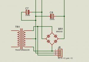 Así que vamos a construir el proyecto Amplificador de 20 watts, con fuente simétrica, en este post hablaré de la construcción desde cero