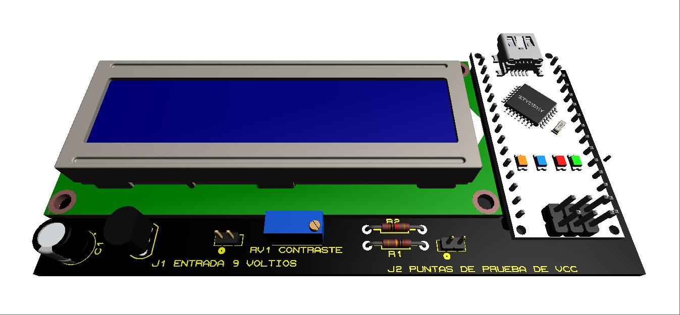 Este circuito es utilizado como una herramienta en el banco de trabajo que todo técnico