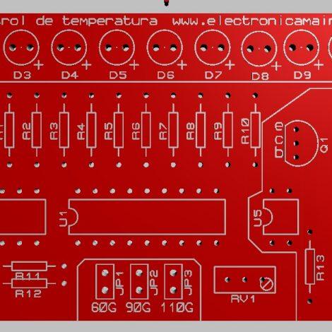 Me especializo en el diseño de circuitos electrónicos